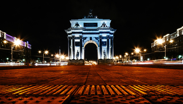 003 Moscow Arc